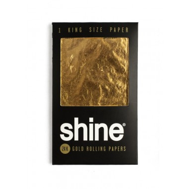 Златно листче Shine 24K King Size
