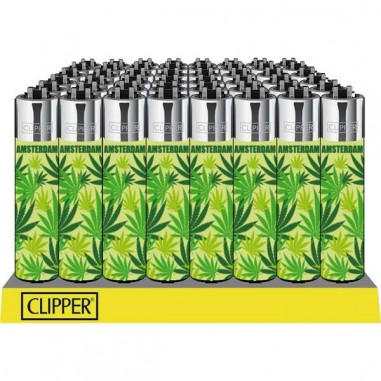 Запалка Clipper Camouleaf