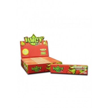 Листчета Juicy KS Slim Strawberry Kiwi