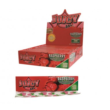 Листчета Juicy KS Slim Raspberry