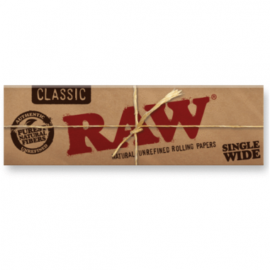 Листчета Raw Single Wide